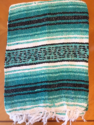 Falsa Blanket Mint/Teal - 6