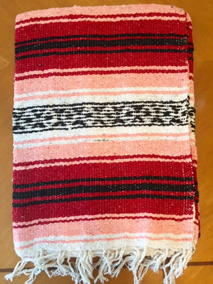 Falsa Blanket Red/Pink - 1