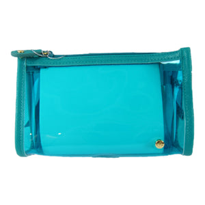 Stephanie Johnson Bag - Small Teal - 1