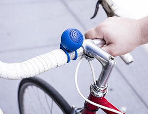 Wireless Bike Speaker - Kikkerland - Boxfli
