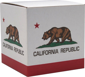 California Flag 6x6x6 / 5 / No - 1