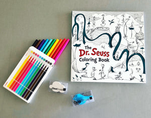 Dr. Seuss Coloring Book - Penguin Random House - Boxfli