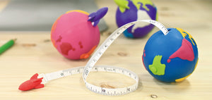 Earth Measuring Tape  - 1
