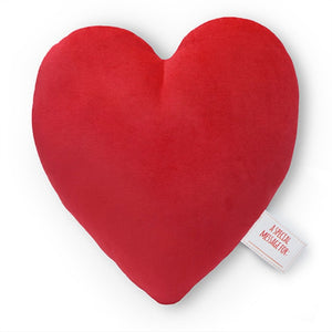 Recordable Plush Heart - Two's Company - Boxfli