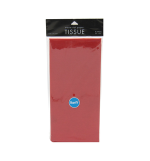 Tissue Paper Red - 10
