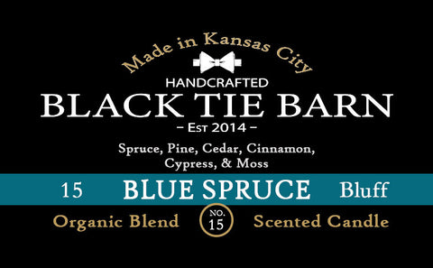 Blue Spruce Bluff - 7oz Jar