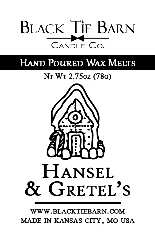 Hansel & Gretel's - Wax Melts
