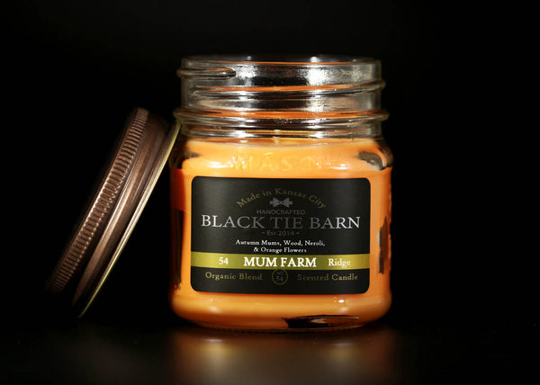 Mum Farm Ridge - 7oz Mason Candle