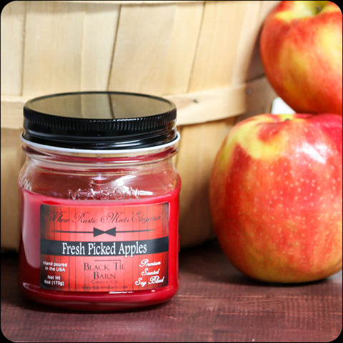 Apple Orchard - 6oz Mason
