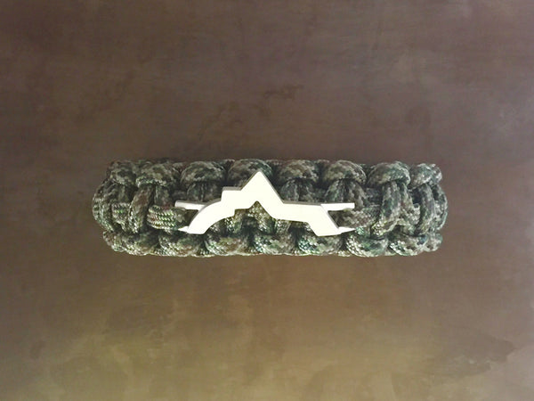 Wasatch Bracelet - Digital Multicam