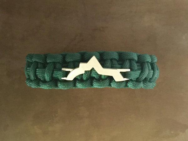 Wasatch Bracelet - Hunter Green