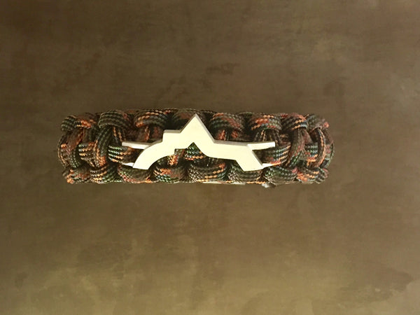 Wasatch Bracelet - Maple Camo