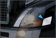 Headlight / Fender Guards