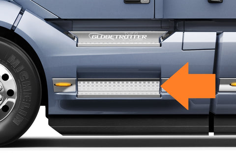 Volvo Truck 84704488 Lower Step Trim Panel