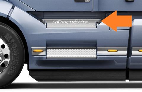 Volvo Truck 84740913 Upper Step Trim Panel