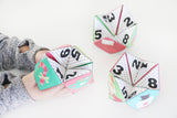Clever Christmas Cootie Catchers