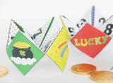 St. Patrick's Day Cootie Catchers