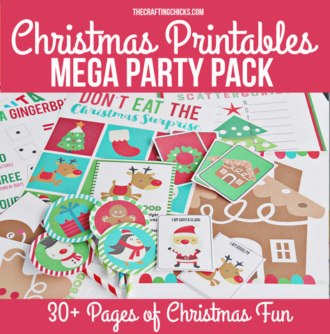 Christmas Printable Pack