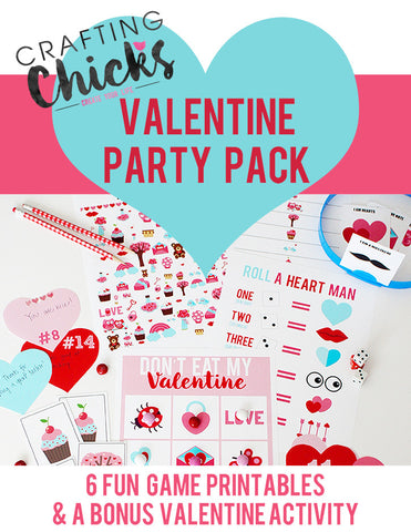 Valentine Party Pack