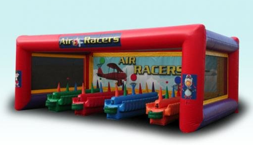 2020 Karnival Booth - Air Racer Game