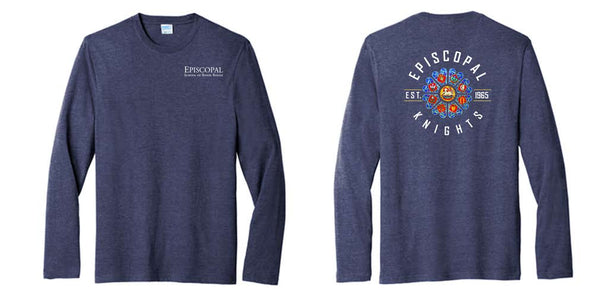 2020 Uniform Approved Friday Long Sleeve T-Shirt - Navy