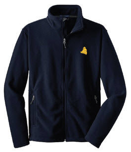 Fleece Jacket -Uniform Approved- Full Zip - Youth & Adult Sizes