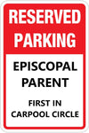 *NEW* 2020-2021 PARENT Parking Raffle