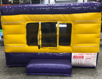 2020 Karnival Booth -  Purple and Gold Ball Pit