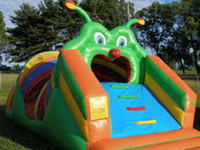 2020 Karnival Booth - Very Hunger Caterpillar Obstacle Course