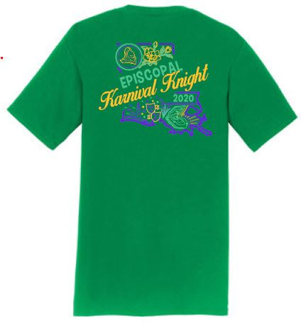 2020 Karnival / Short Sleeve / T-Shirt / Green / Youth and Adult Sizes
