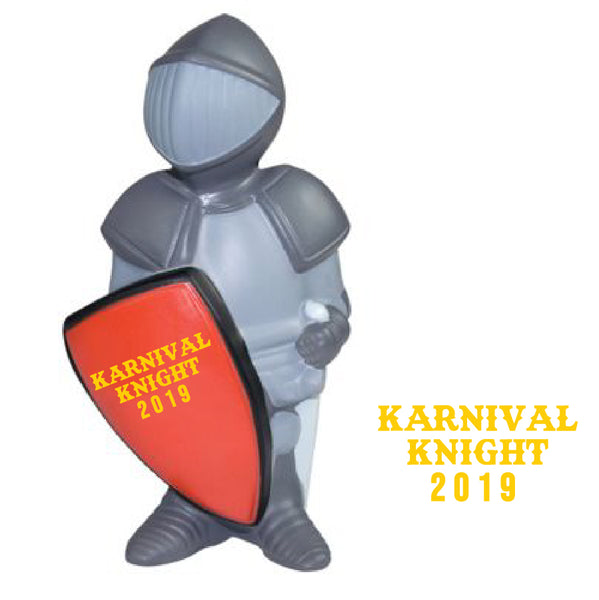 2019 Karnival Knight Squishy