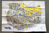 Great Places of Amsterdam - Foldable map