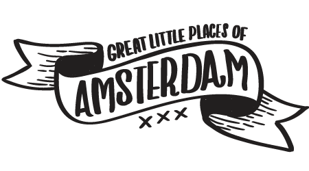 Great places of Amsterdam Shop