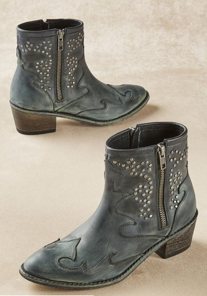 Very Volatile Mellie Booties