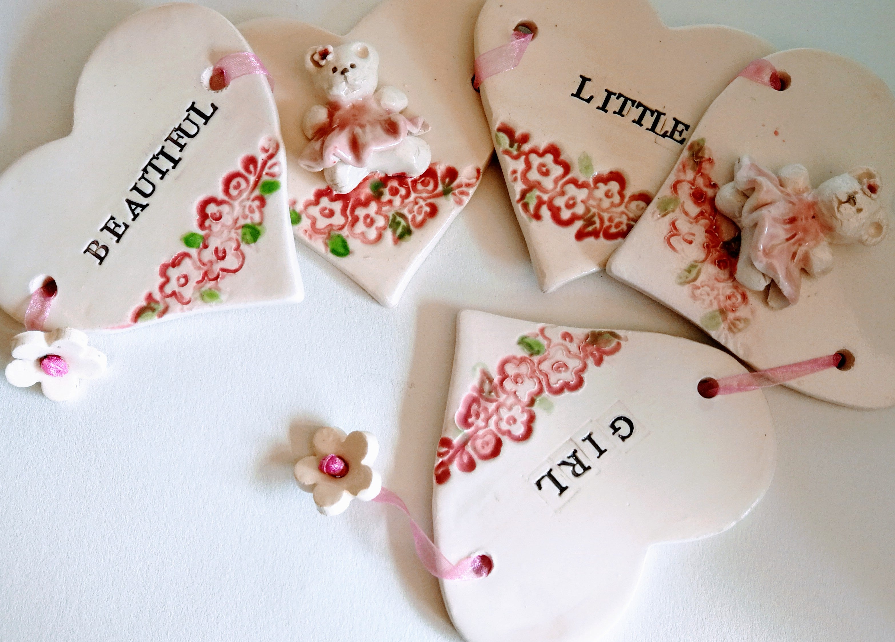 Little Girl Bunting