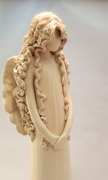 Contemplating Angel