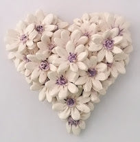 Lilac Small Flower Heart