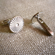 Load image into Gallery viewer, Sunbeam Cufflinks
