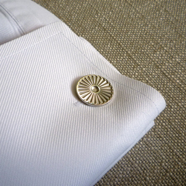 Sunbeam Cufflinks