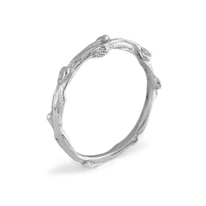 Barberry Twig Ring