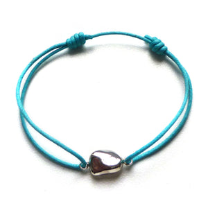 Paradiso Pebble Friendship Bracelet