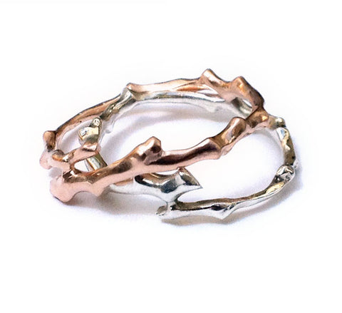 Twig Stackable Rings