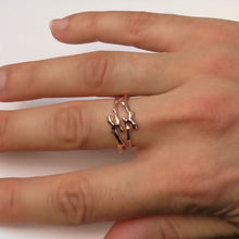 Load image into Gallery viewer, Twig Stackable Rings