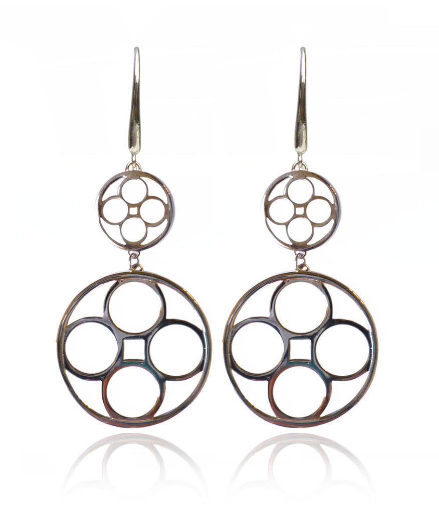 Domus Chandelier Drop Earrings