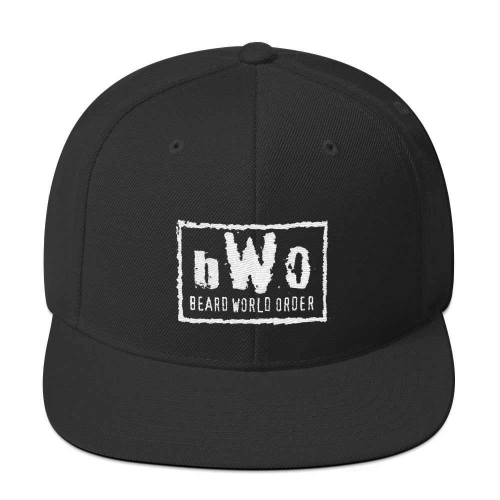 Beard World Order Snapback