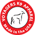 Voyagers K9 Apparel Made in the USA Badge