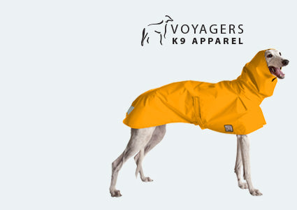 Greyhound Rain Coat