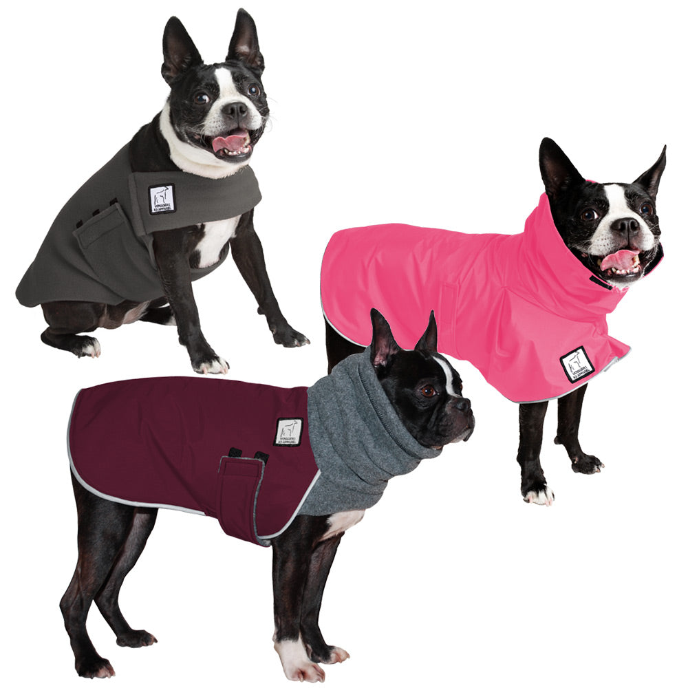 Voyagers K9 Apparel  All Weather Combo