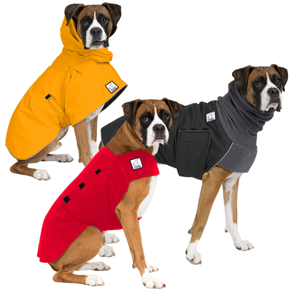 Voyagers K9 Apparel Boxer All Weather Combo