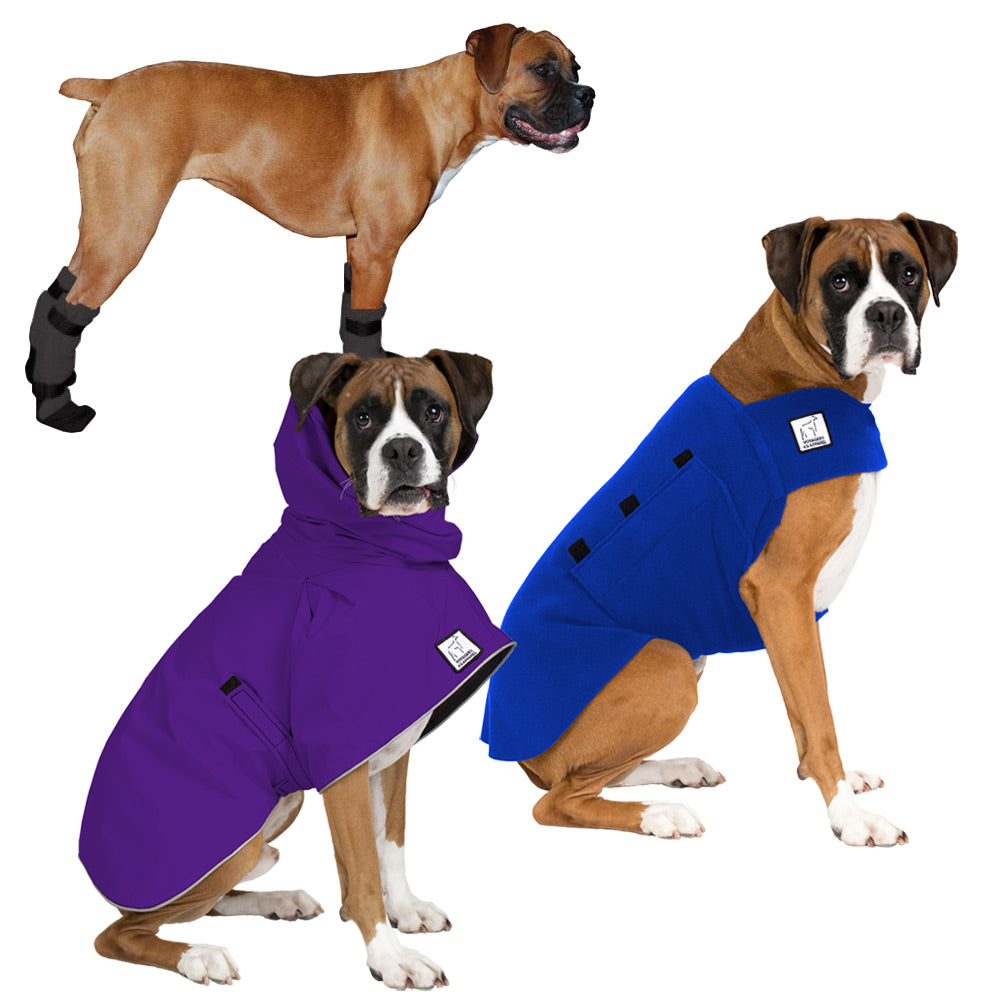 Voyagers K9 Apparel Boxer Moderate Climate Combo